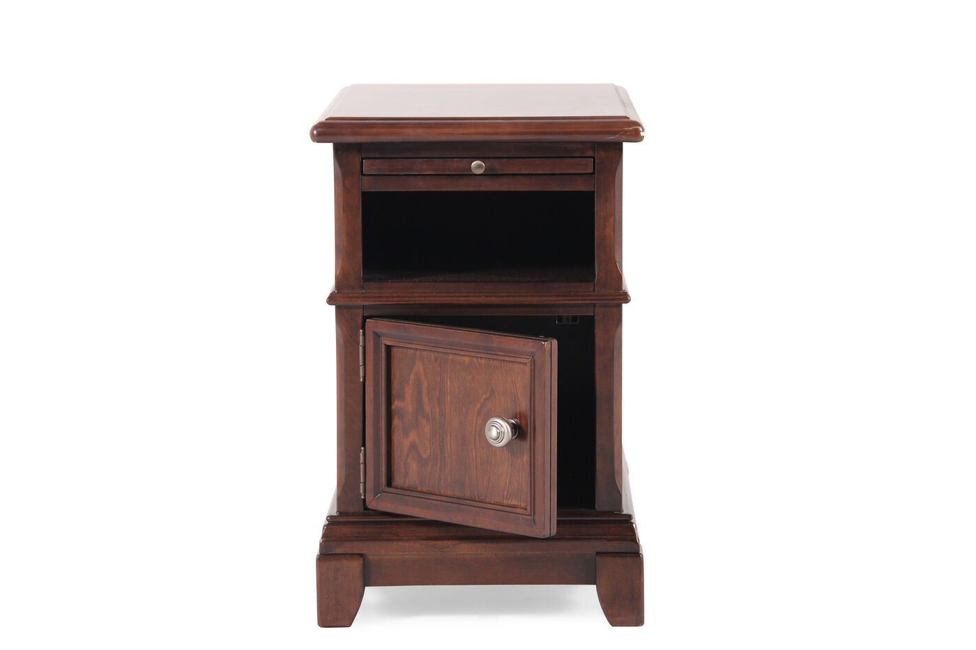 Ashley Lavidor Chairside End Table Mathis Brothers Furniture