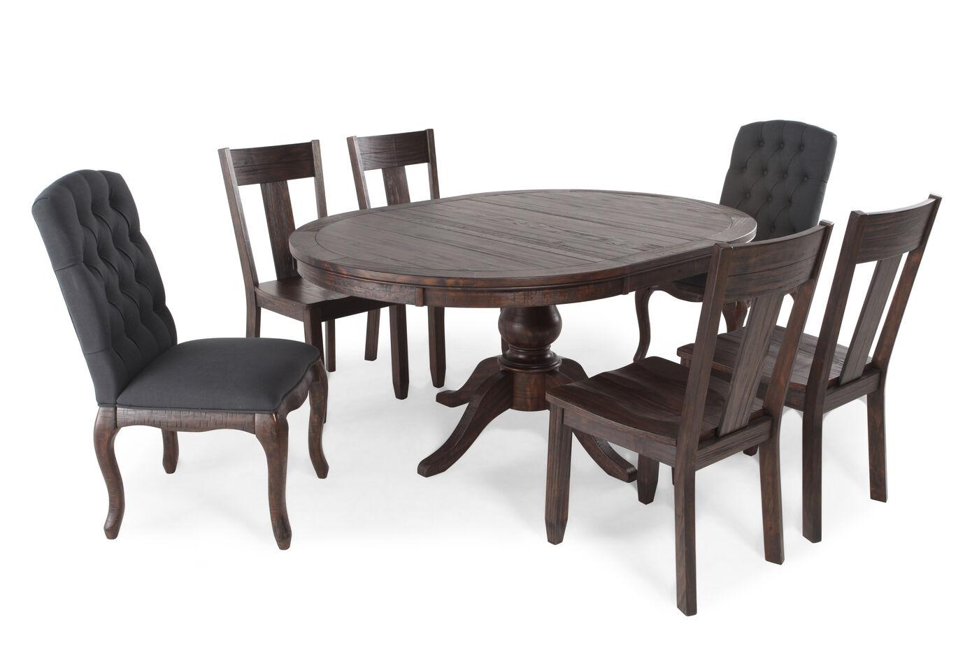 ashley trudell seven piece dining set: seven piece dining set