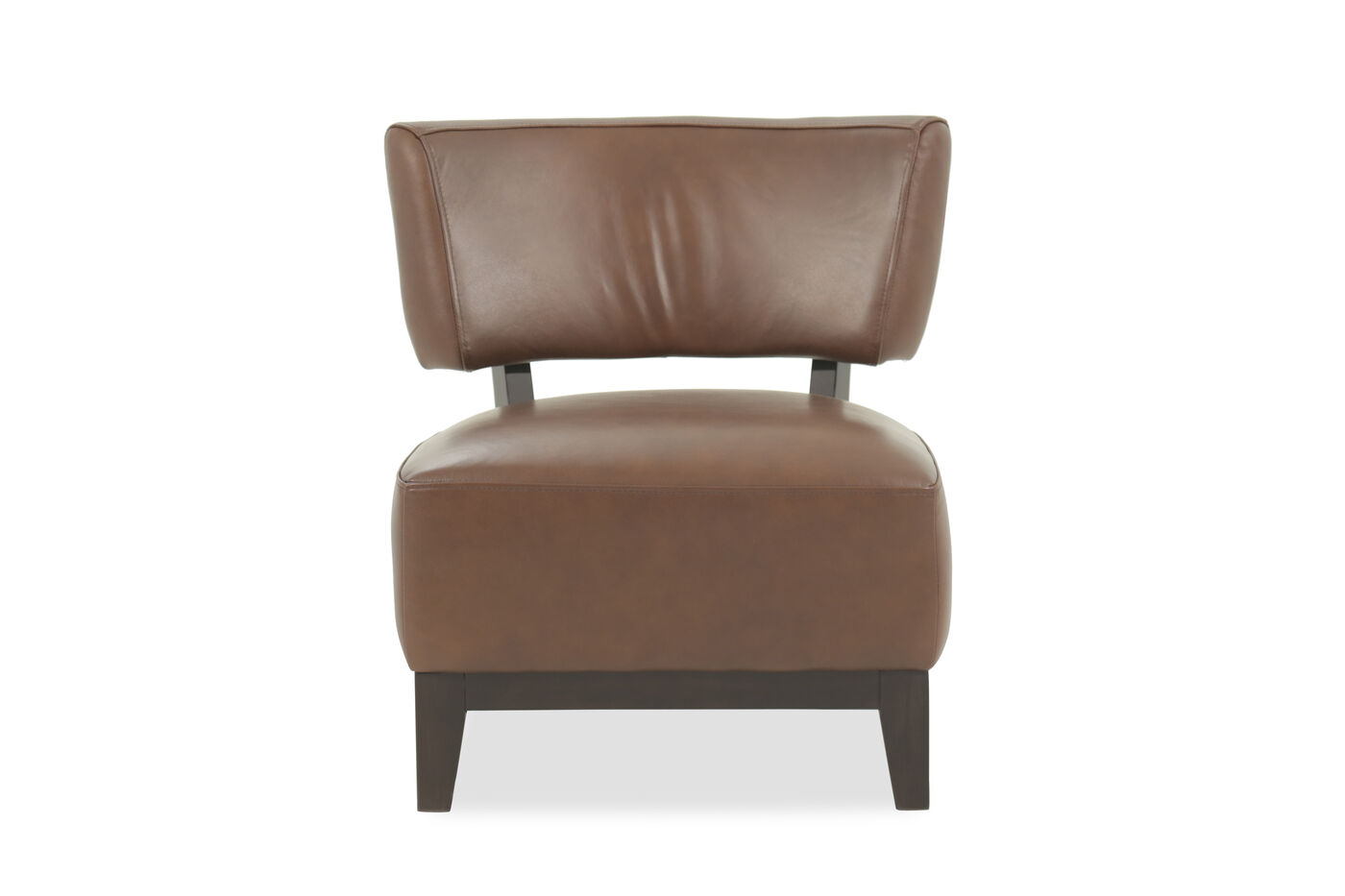 Boulevard Java Leather Accent Chair. Boulevard Java Leather Accent Chair   Mathis Brothers Furniture