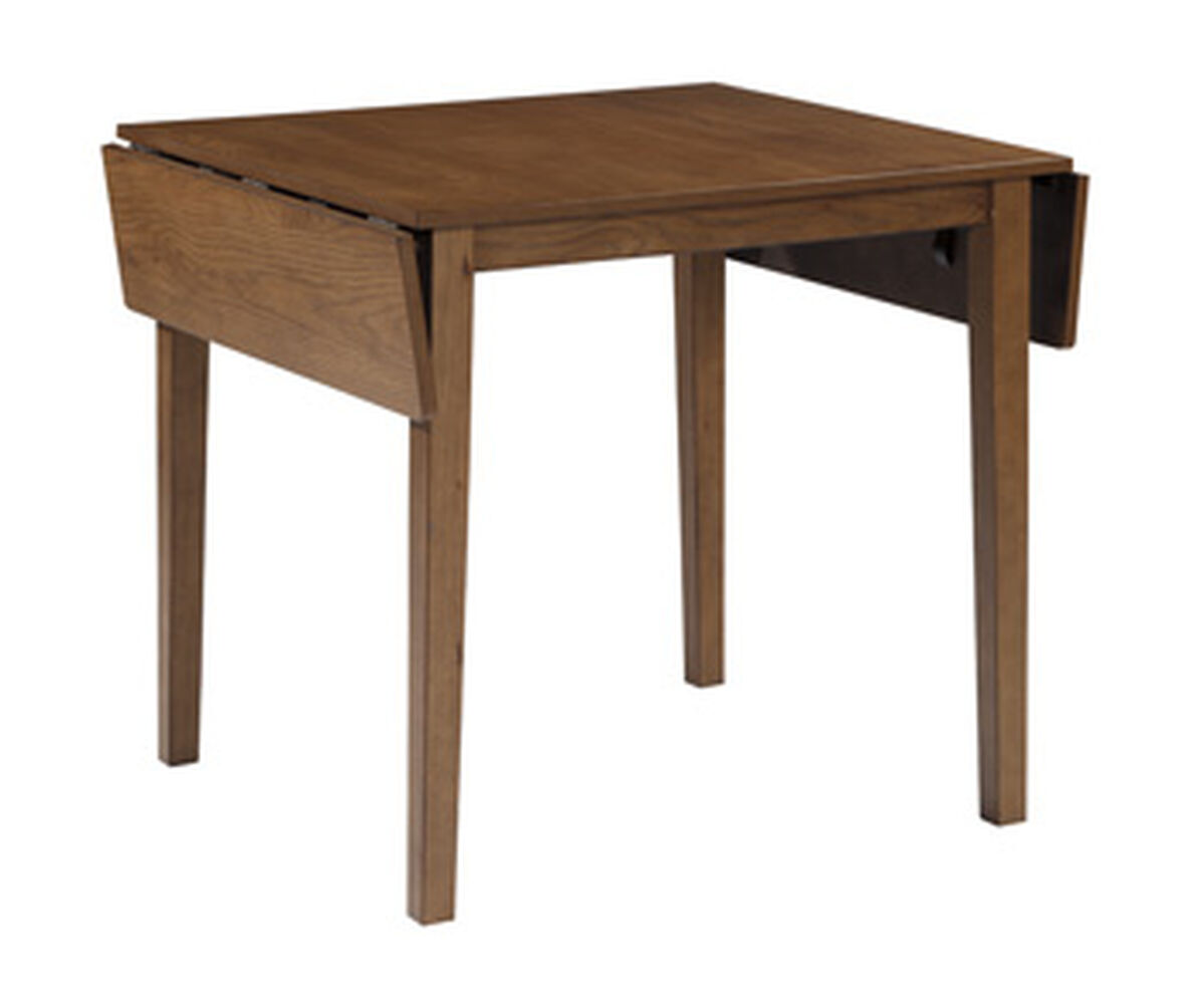 Ashley Joveen Light Brown Dining Room Drop Leaf Table  : D278 15 DOWN SWBIG from www.mathisbrothers.com size 1199 x 1000 jpeg 53kB