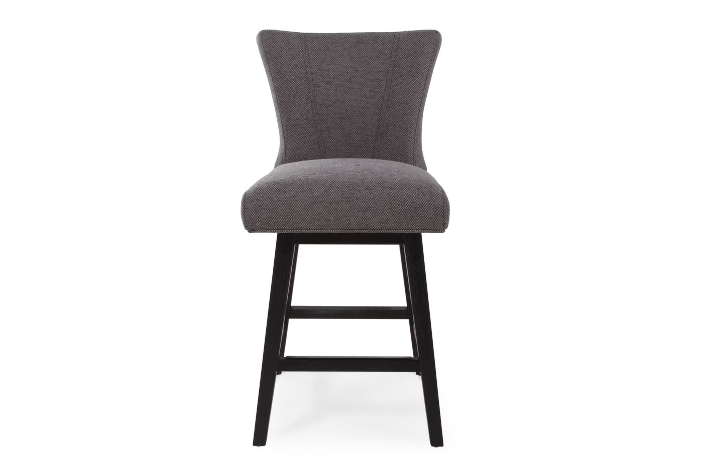 Boulevard Stone Swivel Counter Stool Mathis Brothers