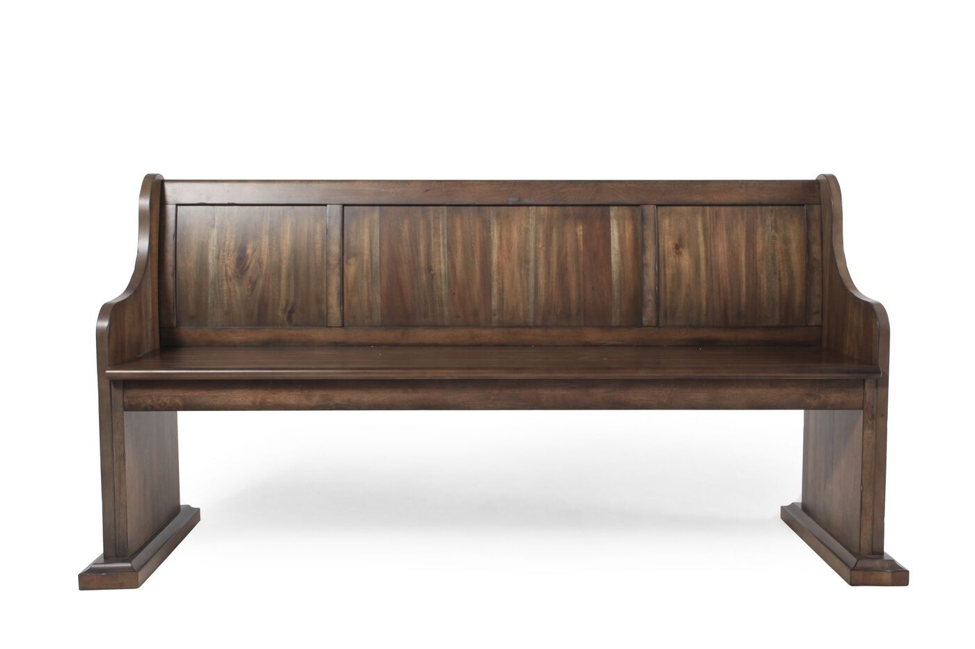 Magnussen Home Karlin Dining Bench Mathis Brothers Furniture