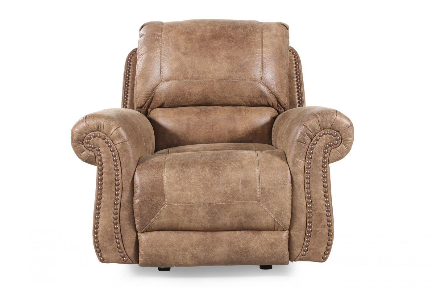 ashley larkinhurst rocker recliner mathis brothers furniture. Black Bedroom Furniture Sets. Home Design Ideas