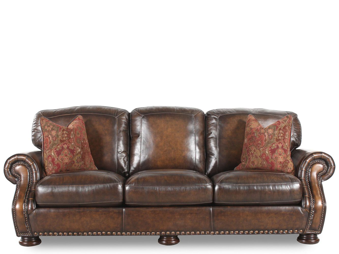 Pillows For Dining Room Chairs Simon Li Leather Picasso Randwick Sofa Mathis Brothers