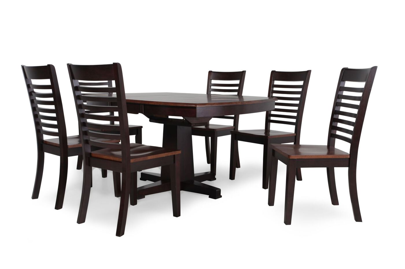 Winners Only Santa Fe Seven Piece Dining Set Mathis  : WIN DS4257CX5E0477PC from www.mathisbrothers.com size 1400 x 933 jpeg 76kB