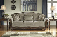 Ashley Cecilyn Cocoa Sofa
