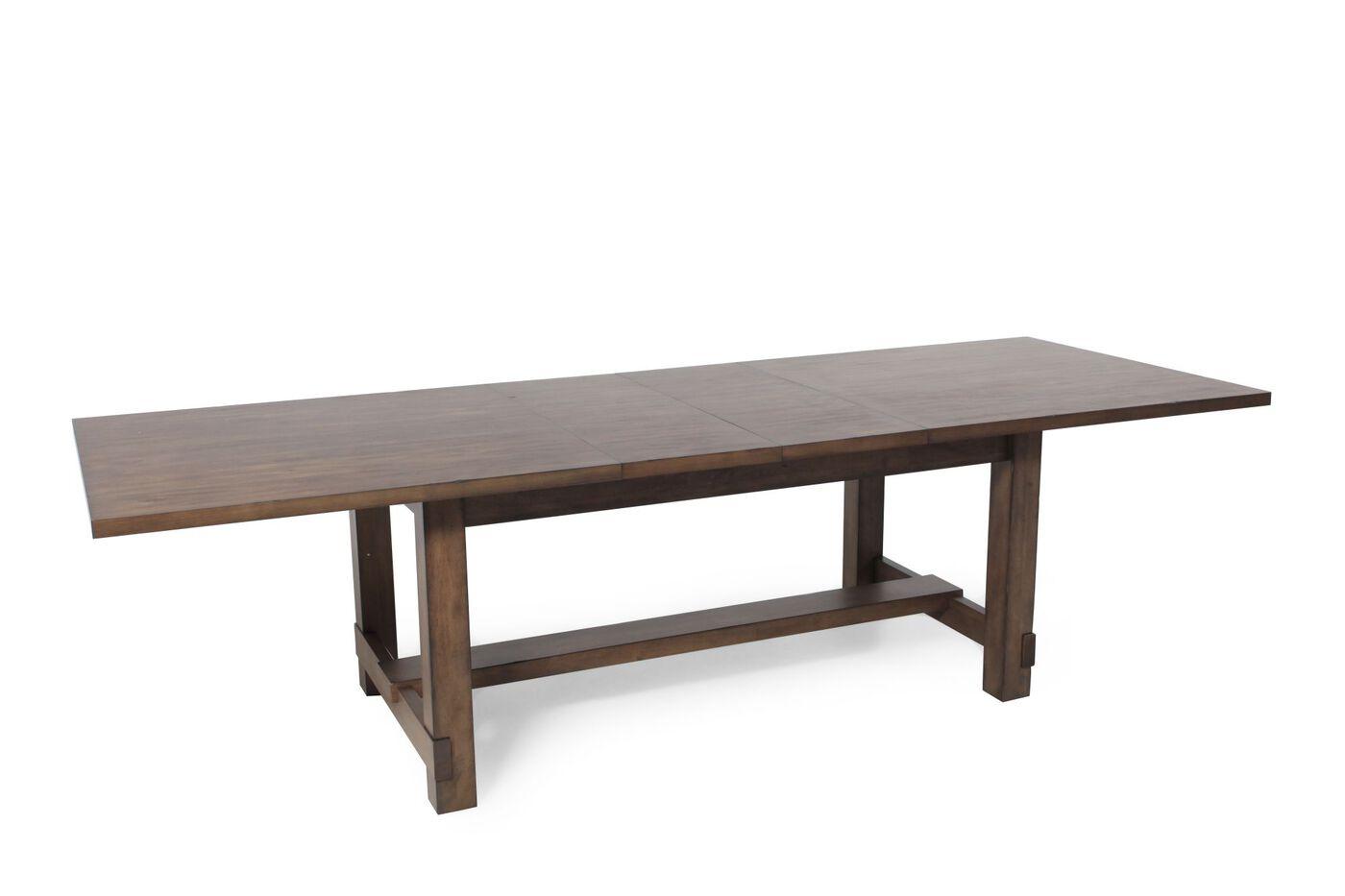 magnussen home karlin dining table - Magnussen Dining Room Furniture