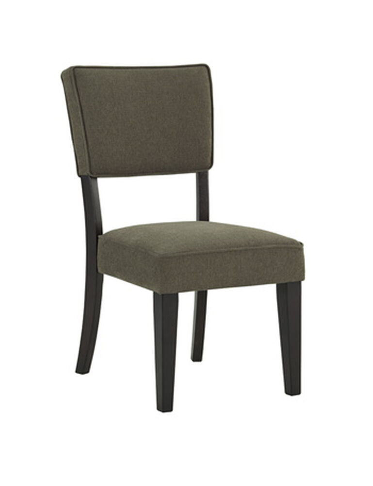 Ashley Gavelston Green Dining Upholstered Side Chair  : D532 02 SWBIG from www.mathisbrothers.com size 769 x 1000 jpeg 30kB