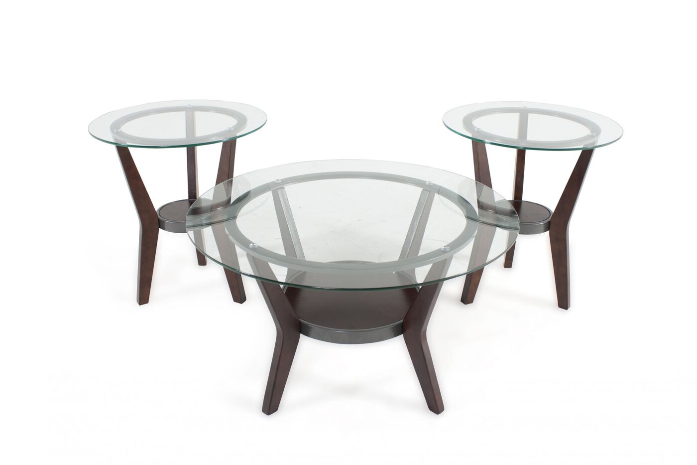 ashley fantell coffee table set | mathis brothers furniture