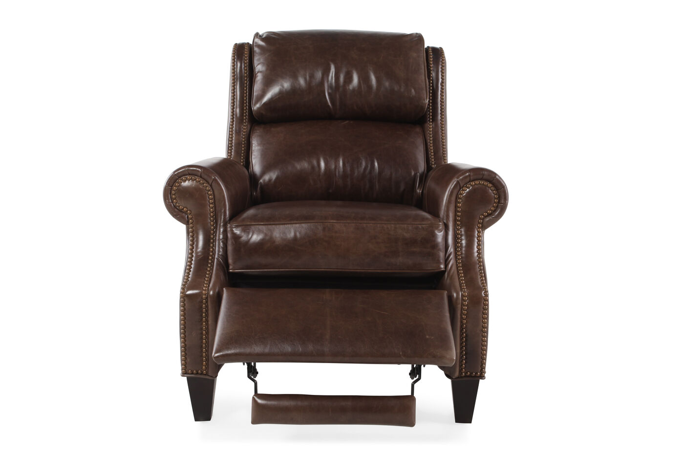 Bradington Young Huss Recliner Mathis Brothers Furniture