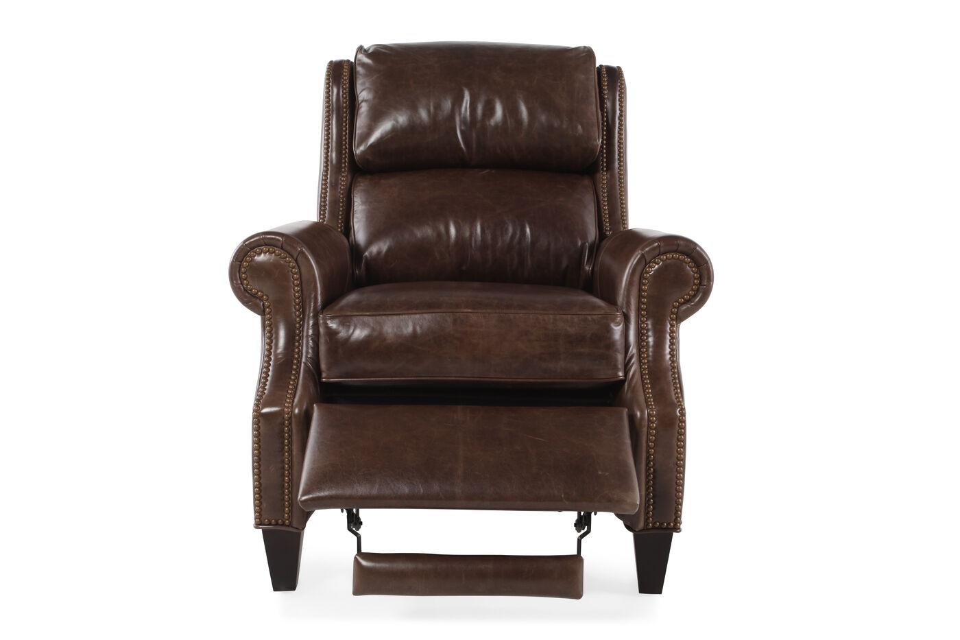 Bradington Young Huss Recliner Mathis Brothers Furniture