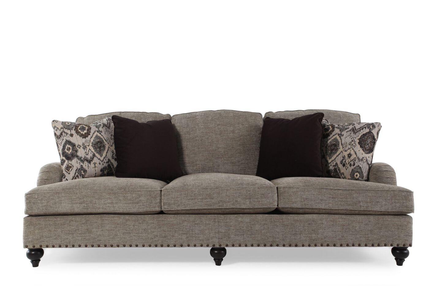 Bernhardt Toni Sofa  Mathis Brothers Furniture