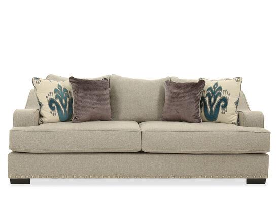Michael nicholas jayne sofa mathis brothers furniture for Michael apartment sofa