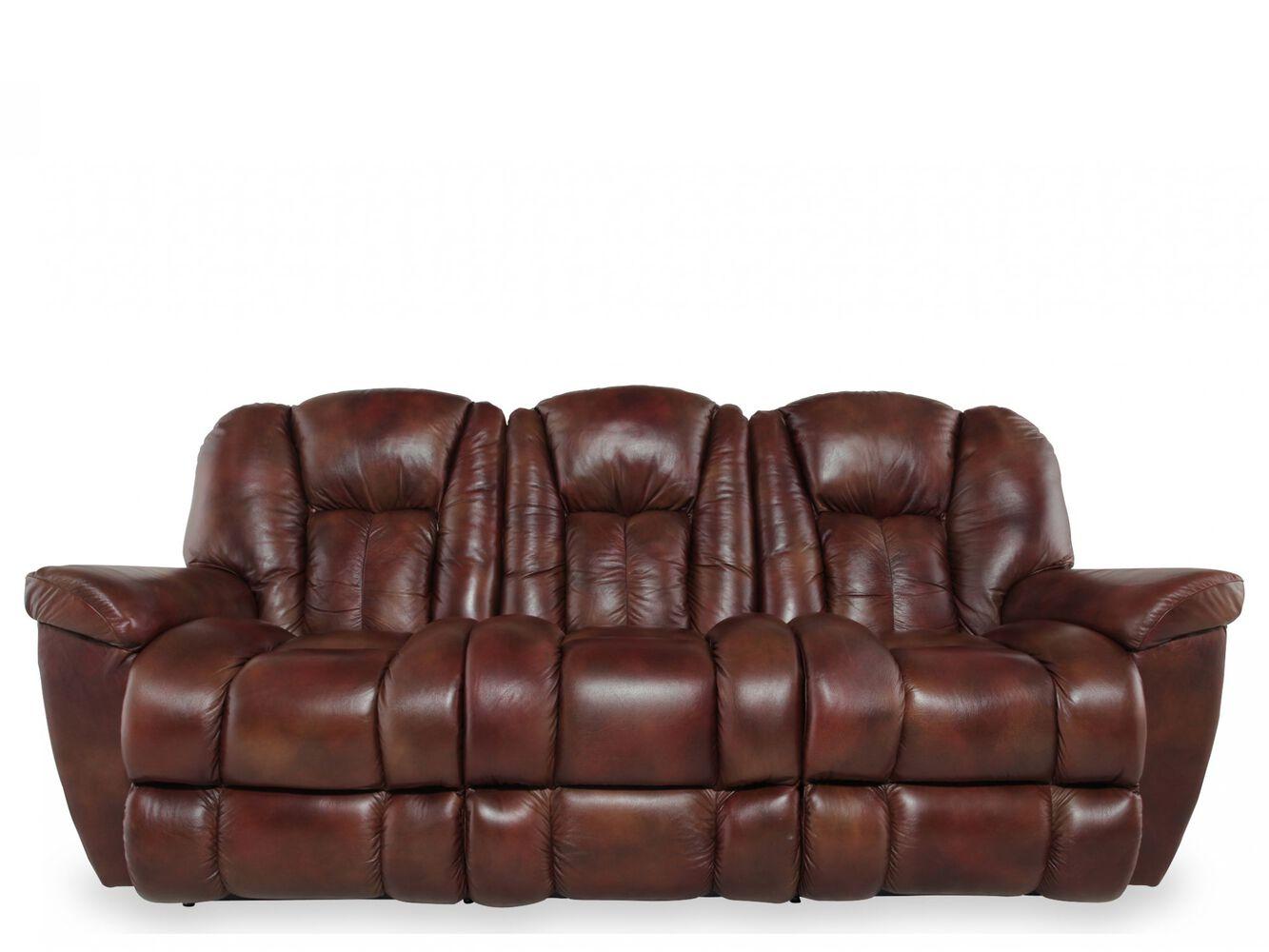 Lazy Boy Maverick Sofa Leather Refil Sofa