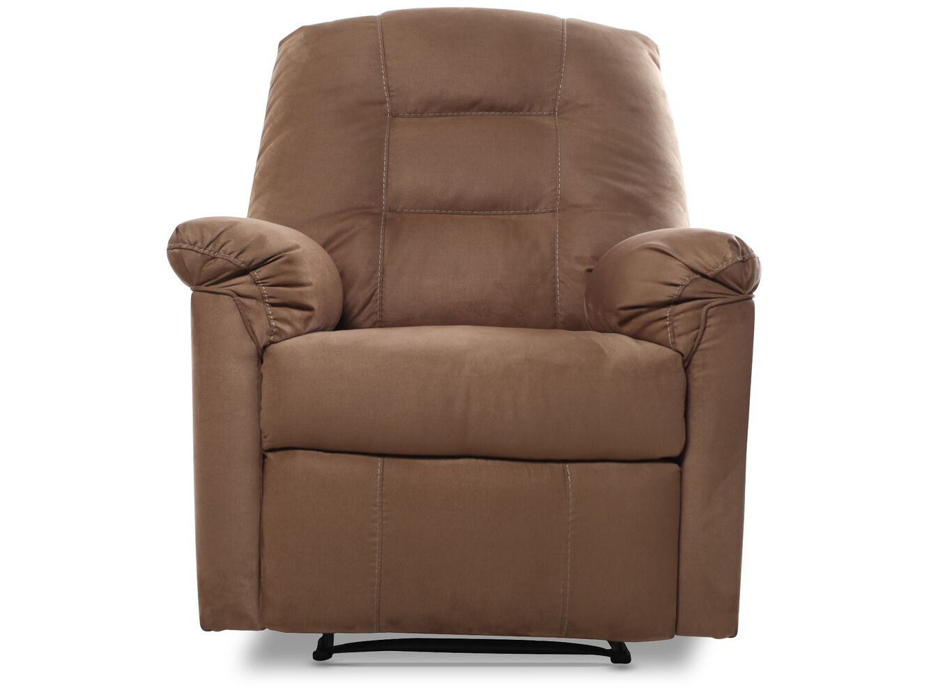 Ashley Durapella Mocha Wall Recliner Mathis Brothers Furniture