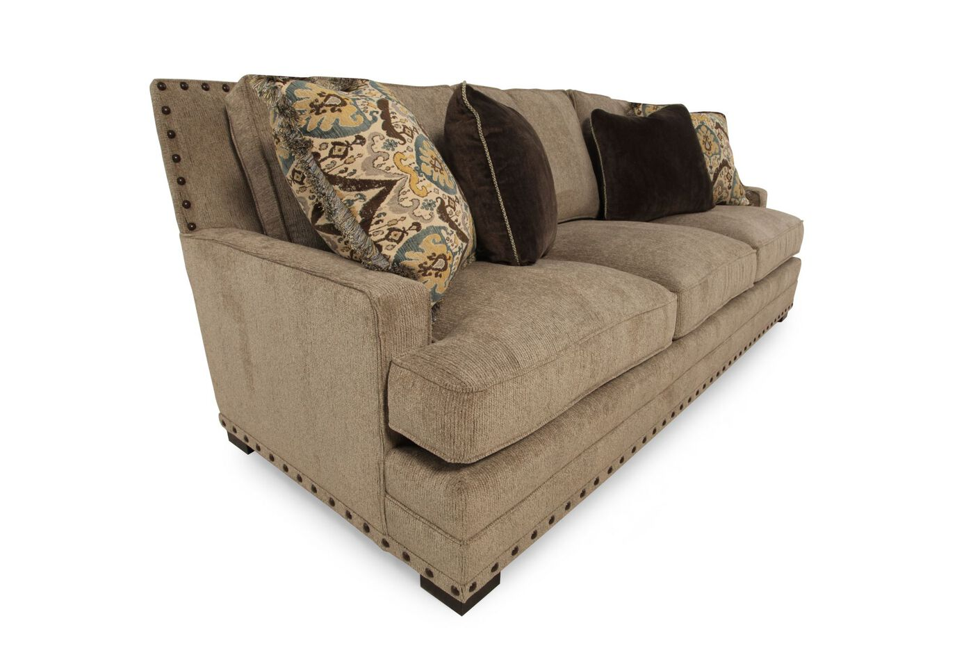 Bernhardt cantor sofa mathis brothers furniture for Where to buy bernhardt furniture online