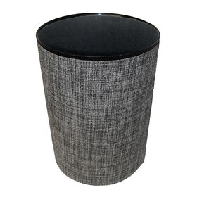 Picture of Deco-Wrap Waste Bin - Gray