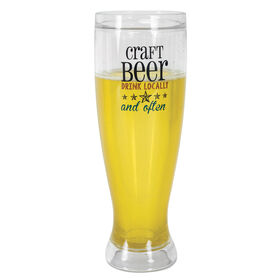 Pilsner Glass Beer