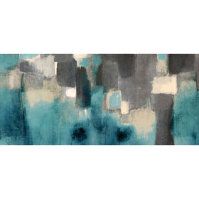 40 X20-in Blue Rain Studio Art