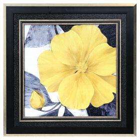 Picture of 22 X 22-in Ochre Blooms Studio Art