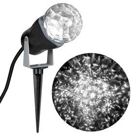 Picture of LED Kaleidoscope Spotlight Light Show- White