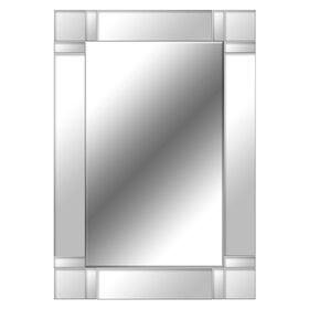 Picture of 24 X 36-in Frameless Square Border Mirror