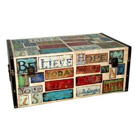 Picture of Believe Art Trunk, Large (Additional Sizes Sold Separately)