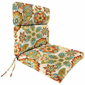 Picture of Trendi Teal Steel Hinged Chair Cushion