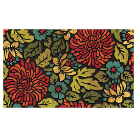 Picture of November Bloom Doormat 18 X 30-in