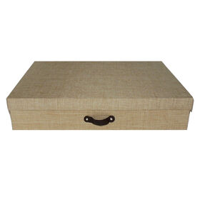 Picture of LG DOCUMENT BOX-LINEN