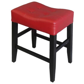 Picture of HK Madison 24-in Barstool - Red