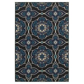 Picture of Blue Louise Exeter Accent Rug 26 X 45-in