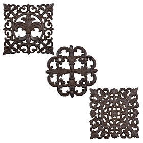 Picture of Cast Iron Trivets- Assortment of 3