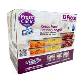 Picture of 12 Piece Press-N-Click 2.3/3.4/4.7 Cups