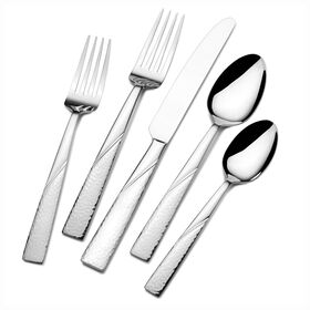 Picture of Gourmet Basics by Mikasa Barletta 20 Piece Flatware Set