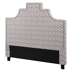Picture of Cascade Queen Headboard, Gray