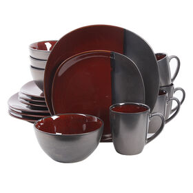 Picture of  16 PC RD VOLTERRA RED METALLI