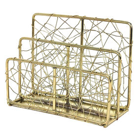 Picture of 3 TIER ORGANIZER GOLD