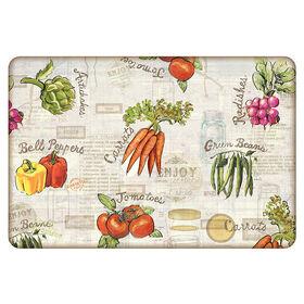 Picture of Veggies Doormat 20 X 34-in