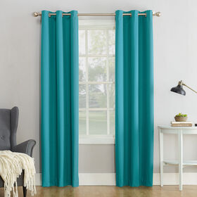 Picture of Marine Maxwell Window Curtain Panel 95-in