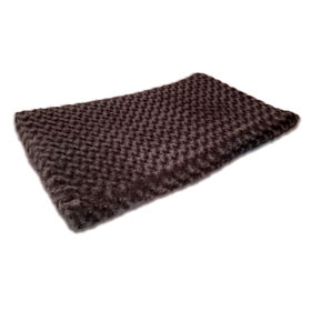 Picture of Tobey Orthopedic Chocolate Pet Mat 29X19