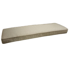 Picture of Rattan Linen Bench Gusset Cushion