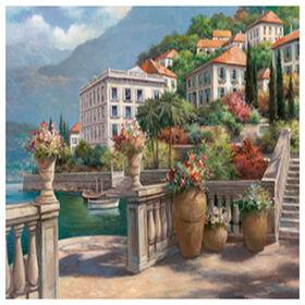 Picture of 30 X 40-in Largo Di Como Gallery Art
