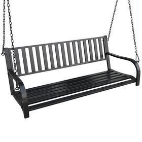 Picture of Black Steel Swing