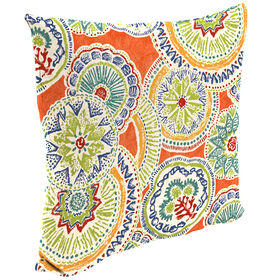 Picture of Amanda Poppy Oversized Square Pillow