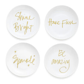 Picture of Shine Plates 6-in- Set of 4