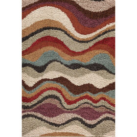 Picture of B121 Sand Paint Mesa Rug