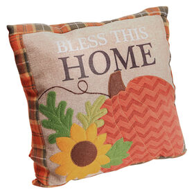 Picture of Natural Burlap Home Pillow