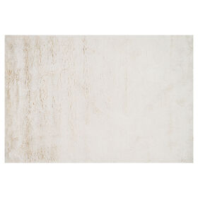 Picture of C5 Ivory Feelings Shag Rug- 5x7 ft