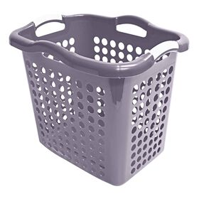 Picture of Gray Hamper with Handles